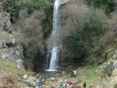 El Valle del Ambroz y la Judería de Hervás - Hervás PR-CC 36 La Chorrera; equipamiento para trekk